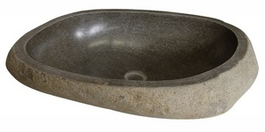Wash Basin - River Stone Large