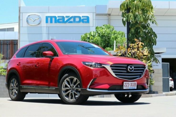 2017 Mazda CX-9 TC GT Wagon