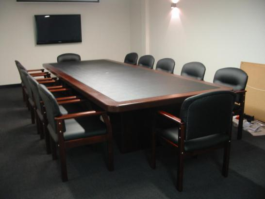 Seater Boardroom Table Strathaird Rd Bundall QLD Australia - 12 seater conference table