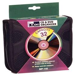 DAC MP146 CD Organiser 32 Capacity