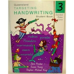 QLD TARGETING HANDWRITING YR3 STUDENT 97