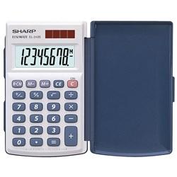 SHARP EL243S CALCULATOR Pocket H105xW64x