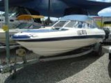 BAYLINER CAPRI 2050 BOWRIDER 20FT