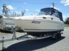 SEARAY 25ft SUNDANCER