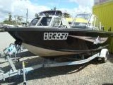 KODIAK 180WT SIDE CONSOLE 18ft 2013
