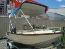 PRIVATE OPEN DINGHY 3.2MT