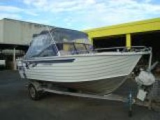 ALLYCRAFT BOWRIDER 2002 5.1MT