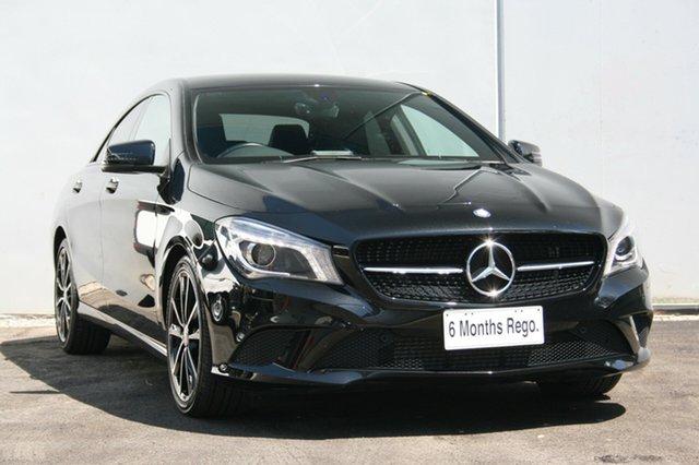 2014 Mercedes-Benz CLA200 CDI DCT Coupe