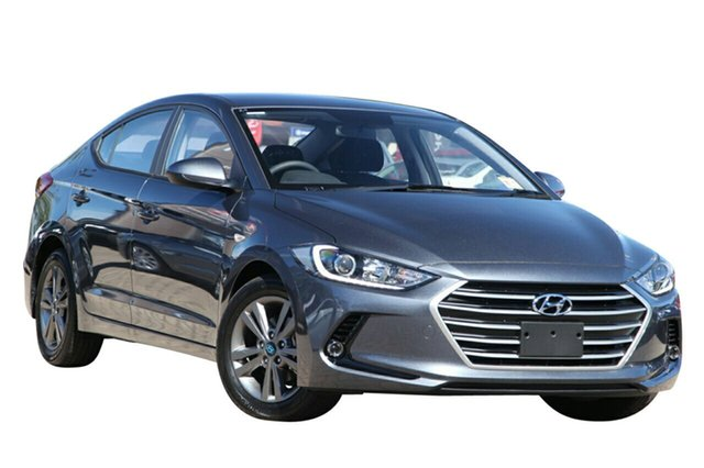 2017 Hyundai Elantra Active Sedan