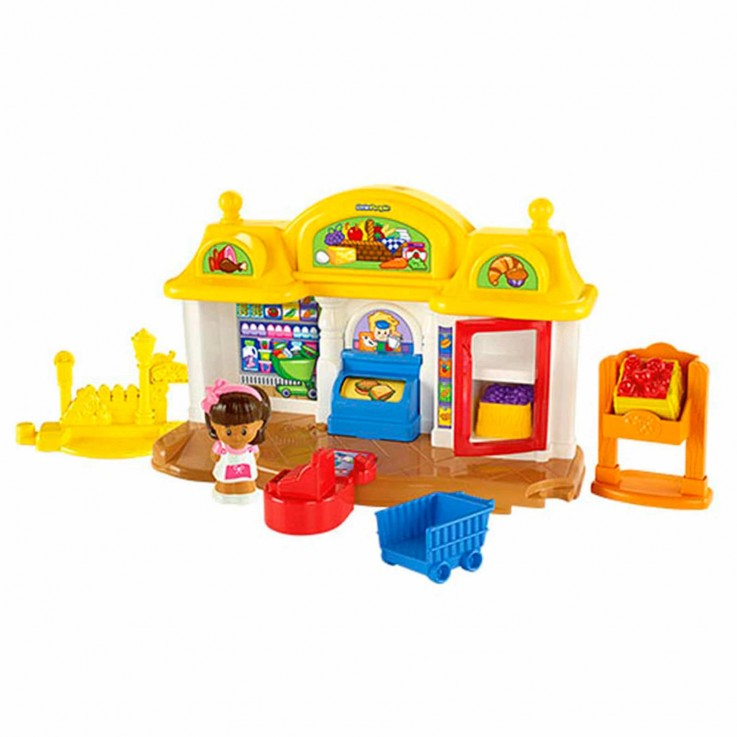 Fisher Price - Little People Corner Mark