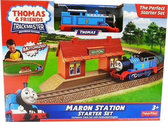 Thomas and Friends Maron Station Starter
