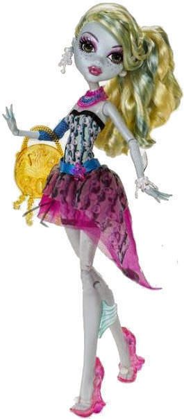 Monster High Party Doll - Lagoona Blue -