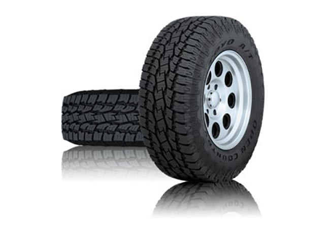 TOYO OPEN COUNTRY A/T II TYRES