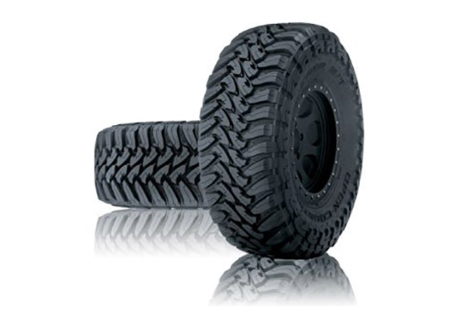 TOYO OPEN COUNTRY M/T TYRES