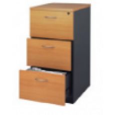 COLLINS 3DRW FILING CABINET