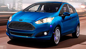 New Ford Fiesta Ambiente For Sale