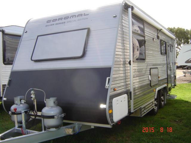 2015 Coromal Element 632 Silver Series