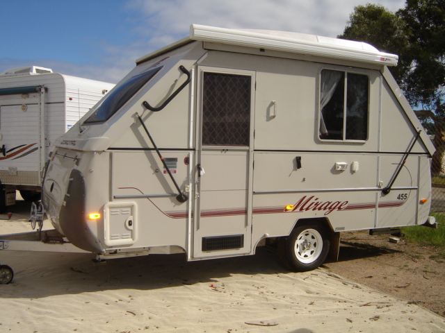 2007 Coromal Mirage 455 Pop-Top