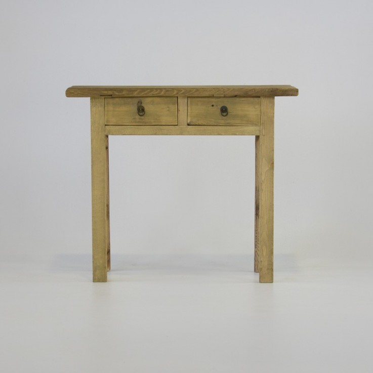 Chinese old table with two drawer
