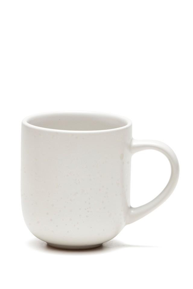 S&P Stonewash set of 4 Mugs in white 360
