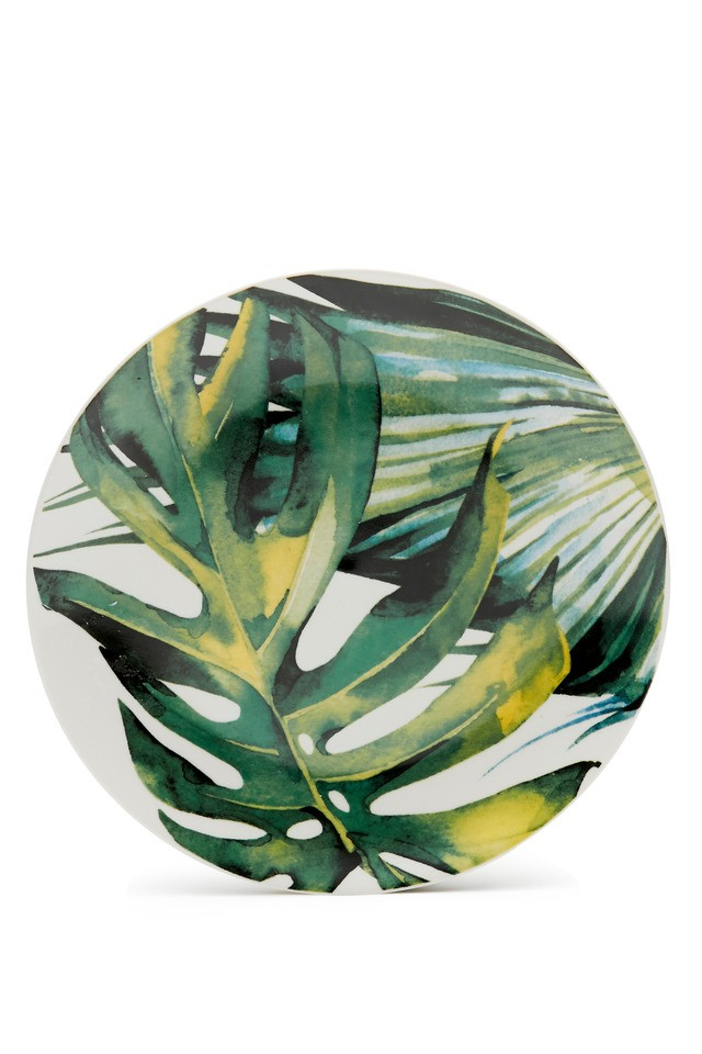 S&P collective plate in Jungle 21cm