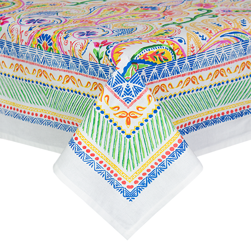 DWBH Rio tablecloth 8 seater