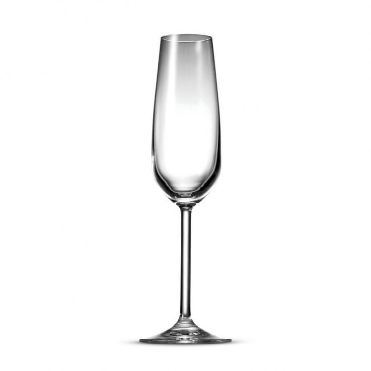 S&P Avignon flute glass set of 8