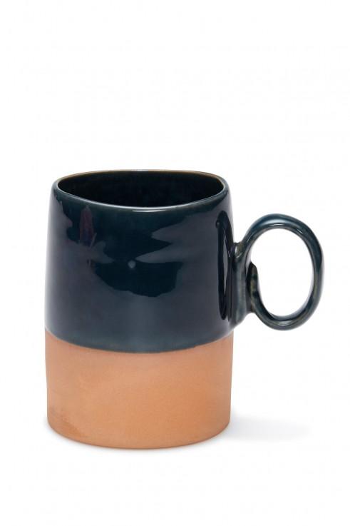 S&P nomad mug in blue 400ml