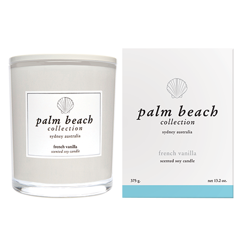 Palm Beach Candle - Standard French Vani