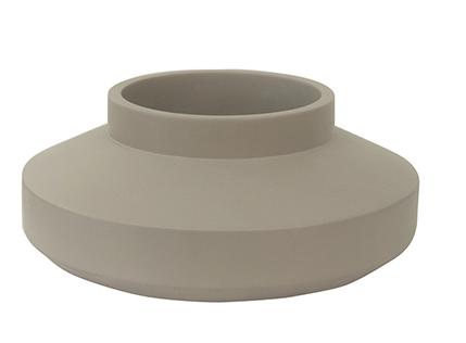 Aster Grey Bowl