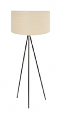 Fairbank Woodgrain Floor Lamp