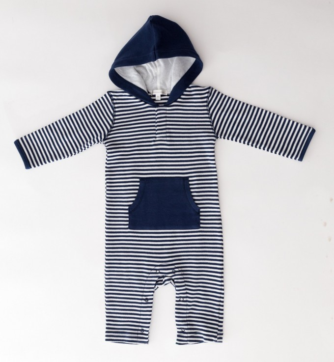 Emotion and Kids 5mm Hooded One Piece