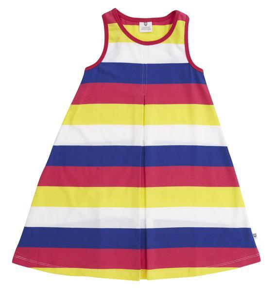 Hoot Kid Stripey Stripe Dress