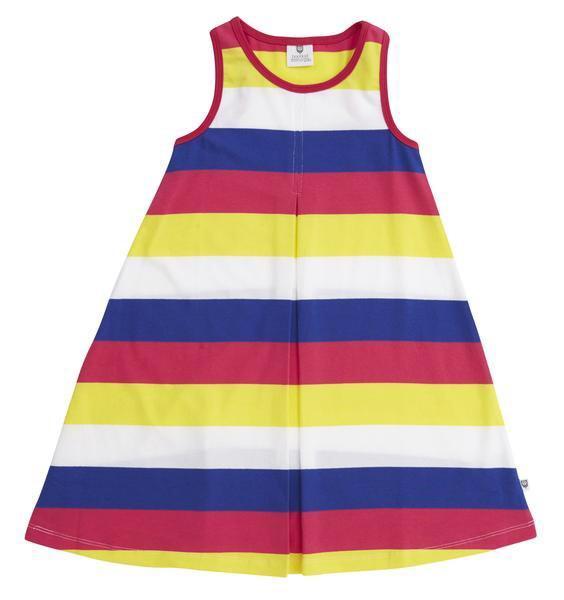 Hoot Kid Stripey Stripe Dress