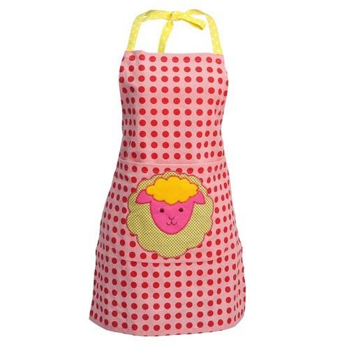 My happy farm kids apron
