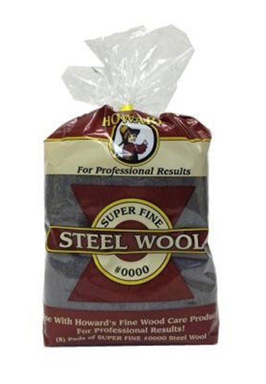 Steel Wool #0000 8 Pack