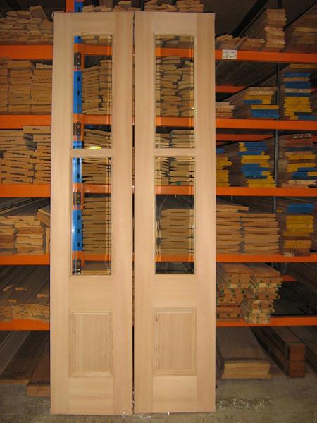 Hemlock French Doors