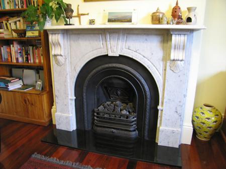 Victorian Marble Surround Arch Design 1