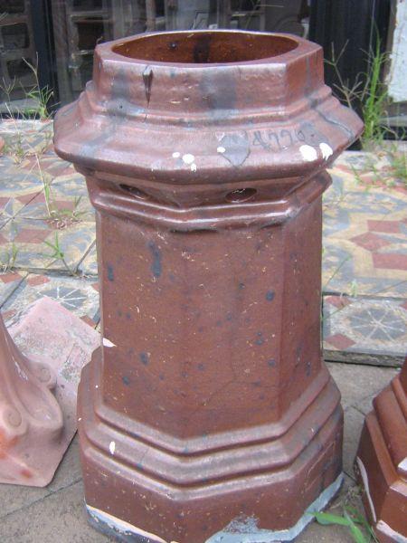 Single Chimney Pot