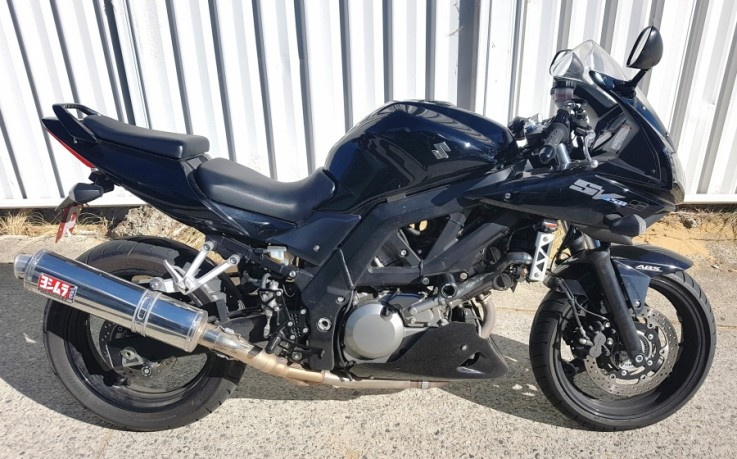 2009 SUZUKI SV650S
