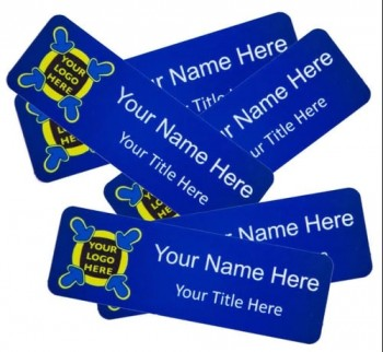 Custom Name Badges for Your All Business