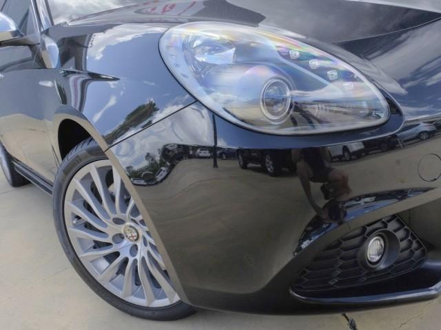 2013 MY12 Alfa Romeo Giulietta Series 0