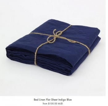 Best Linen Flat Bed Sheets at Linenshed