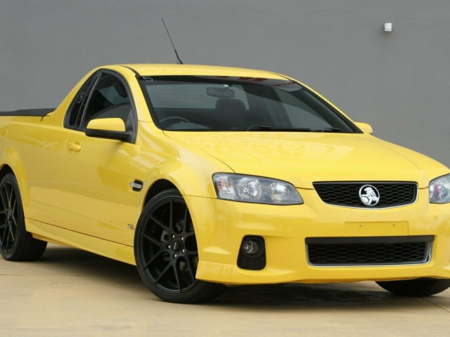 2012 MY12.5 Holden Ute VE II MY12.5 SV6