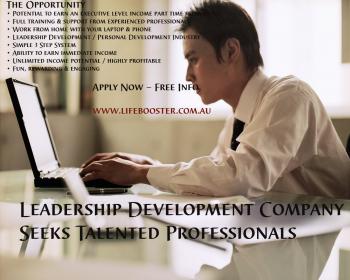 Leadership Development Company Seeks Tal