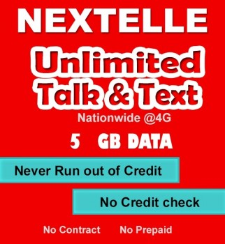 UNLIMITED MOBILE PLAN WITH 5GB OF DATA!!