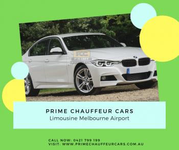 Luxury Chauffeur Car Melbourne