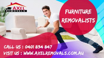 Cheap Furniture Removals Adelaide- Axel