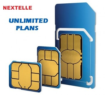NEXTELLE FREE MOBILE SIM UNLIMITED PLAN!