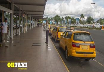Taxi to Melbourne airport   Book taxi online- OkTaxi